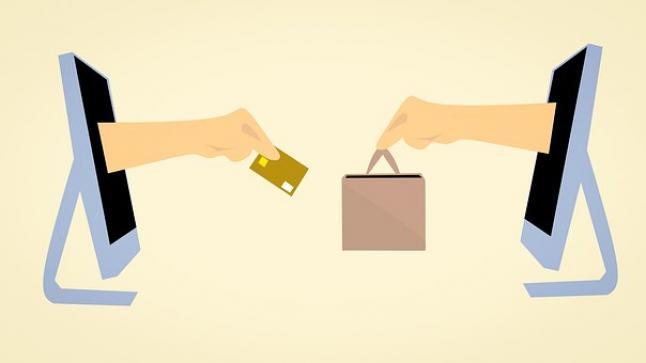 """رهانات بريطانية على استمرار التسوق """"أون لاين"""" بعد انتهاء الإغلاق"""
